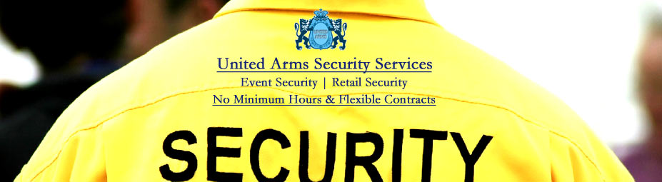 Retail | Event Security::We can provide secuirty service within short notice and offer flexible working contracts, as your requirement changes.